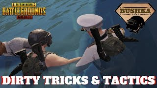 GAMEPLAY TIPS & TRICKS HOW TO WIN EARLY GAME TACTICS IN PUBG MOBILE WITH BUSHKA