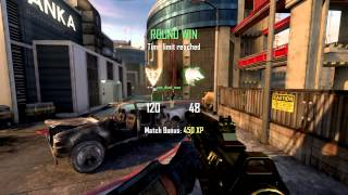 Black Ops 2 91 - 5 w/60 Killstreak - Kultanen PDW 57 - Jälkiselostus