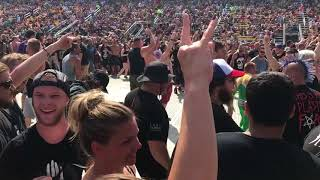 I Prevail - Scars (WALL OF DEATH) @ Rock on the Range (May 20, 2018)