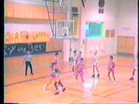 Cabrillo Basketball 1992 vs Atascadero Version 3