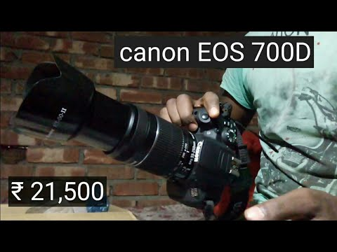 Canon EOS 700D / Rebel T5I UNBOXING, Hands on , Review || UR FUN ||