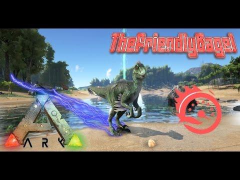 Ark Max Speed! | Raptor