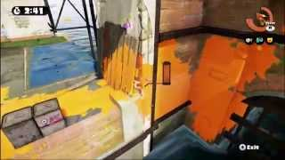 Splatoon - Out of Bounds finding on Bluefin Depot
