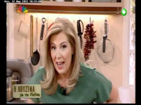 """Πρεμιέρα για την """"Κουζίνα με τη Ντίνα"""""""