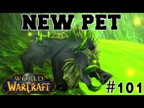 Beastly Boar Pet in Shadowmoon Valley - Let's Play WoW - Episode 101