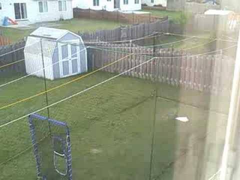 Backyard Batting Cages