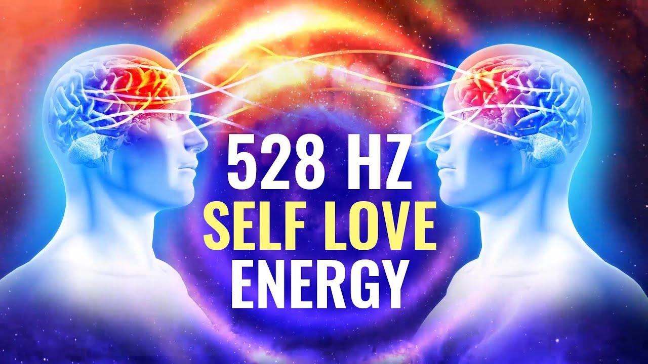 Self Love Energy   528 Hz   Enhance Positive Vibrations: Miracle Tone Healing Music, Binaural Beats