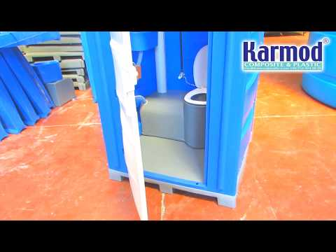 Portable Toilet Manufacturer | Price & Properties | Karmod