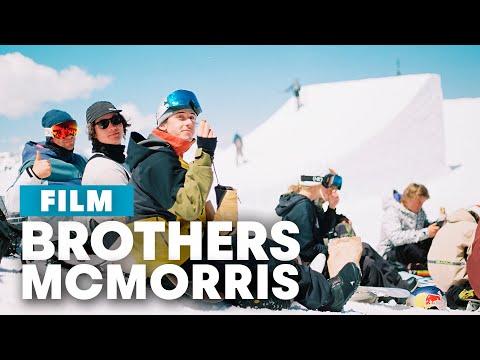 Exploring Three Disciplines Of Snowboarding W/ Craig & Mark McMorris (FULL FILM)