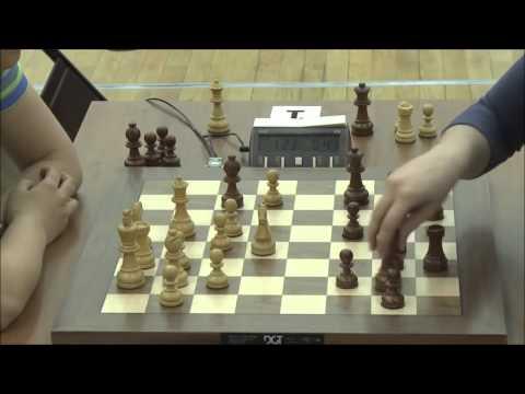 Xue Zhao vs Anna Muzychuk - Womens BLITZ Chess Championship 2014