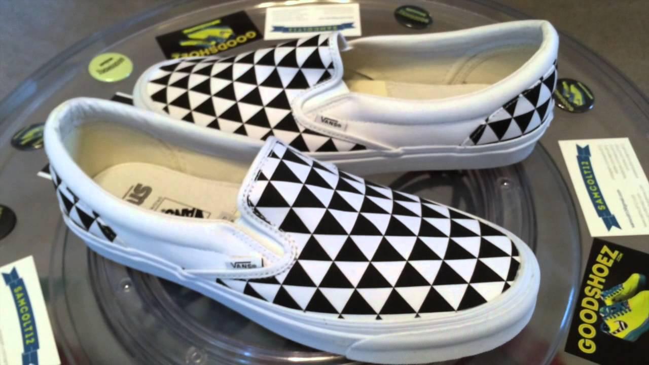 1b04e4d32c VANS x  SneakersNStuff SNS - OG Classic Slipon LX - 5-18-2015 - YouTube