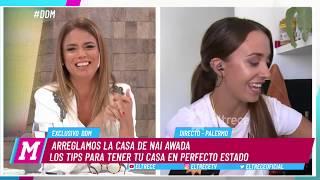 Diego Leuco develó el secreto de Marina Calabró por su fobia