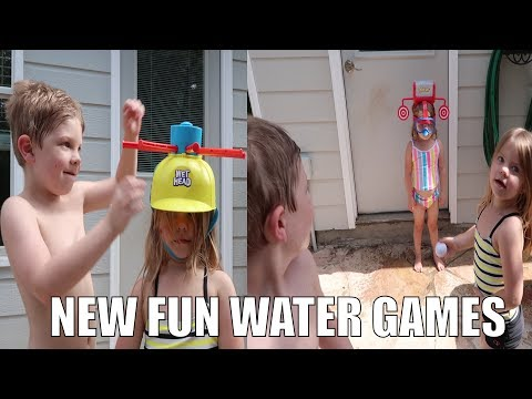 HOUSE PLANS / WATER FUN / MAKING LISTS