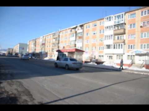 Город Магадан: климат, экология, районы, экономика