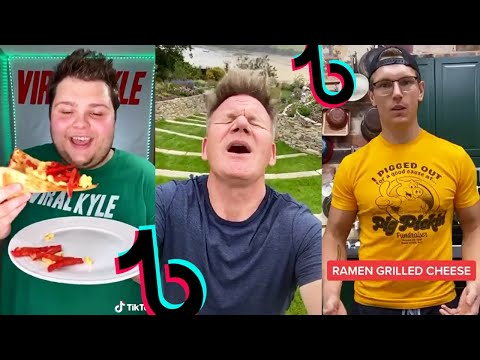 Gordon Ramsay vs Chefs from TikTok | Ramsay Reacts to TikTok