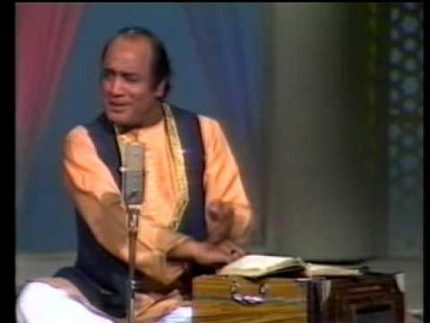 Laagi Re Laagi Lagan Yehi Dil Mein - Mehdi Hassan Live