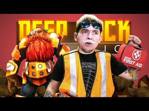THE MANY FACES OF ALEKS • Deeprock Galactic Gameplay