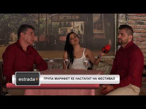 Estradaplus 06.06.2018 - Grupa Marifet ke nastapat na festival