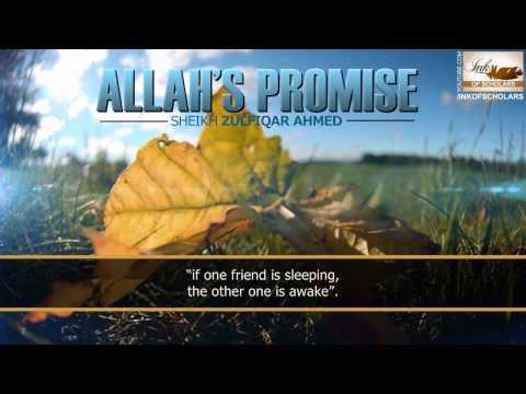 Allah's promise   Shaykh Zulfiqar Ahmad