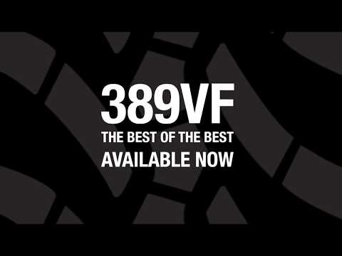 Alliance 389VF - World's first Flotation Tire with VF Technology