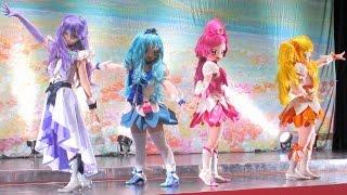 ハートキャッチプリキュア! OP「Alright! ハートキャッチプリキュア!」 ED「ハートキャッチ☆パラダイス!」  precure,Pretty Cure