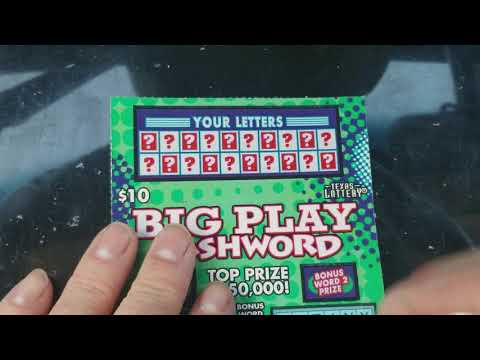 WIN! $50 PATREON SESSION FOR HEATHER!  TEXAS LOTTERY SCRATCH OFF TICKETS