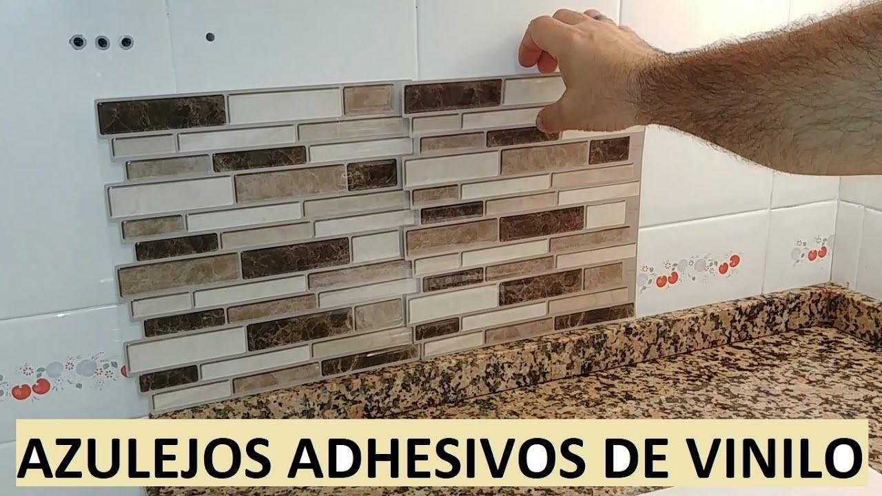 Azulejos Adhesivos Para Cocina Tendencias Para Cocinas 2020