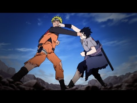 Naruto [AMV] - Stay This Way [Naruto vs Sasuke]