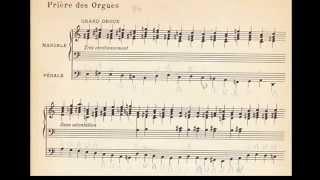 Prière des Orgues (1895) - Erik Satie (1866-1925)