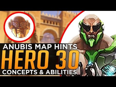 Overwatch: Mystery Head Guy - Hero 30 Abilities & Concept thumbnail