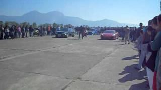 (GJADER 2010) : E500 vs Ferrari F430