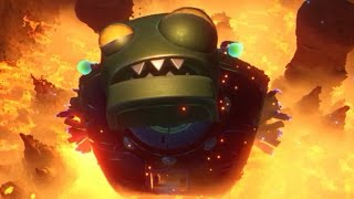 plants vs zombies garden warfare 2 mega zombot 6000 final boss zombopolis