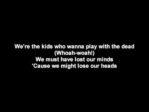 Lordi - The Kids Who Wanna Play With The Dead | Lyrics on screen | HD