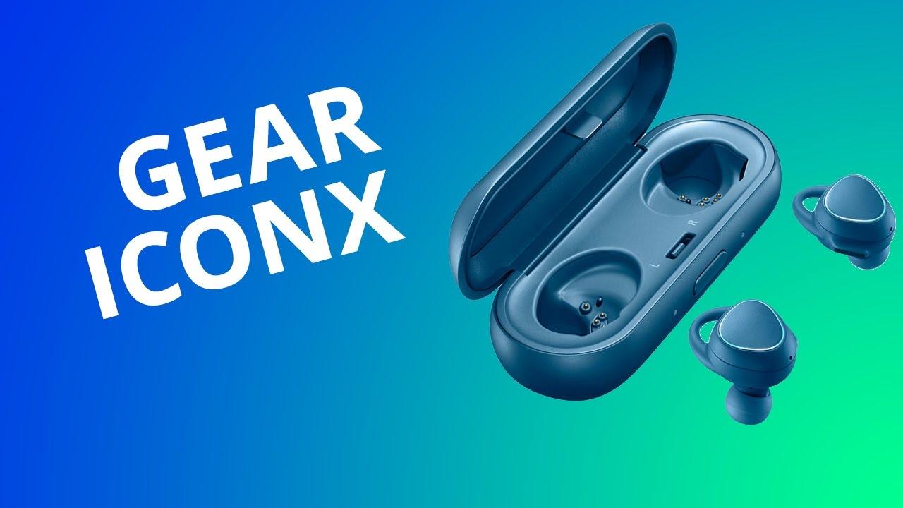 Gear IconX, os fones de ouvido sem fio da Samsung [Análise