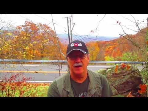 Bland County history the Wheeler road
