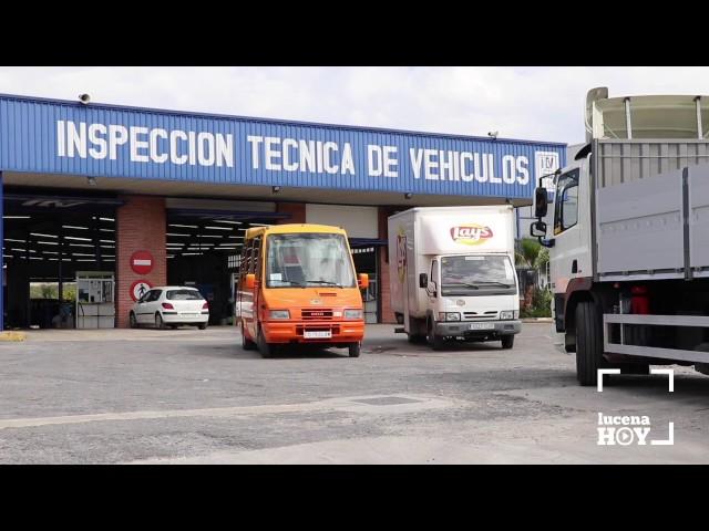 VÍDEO: La reforma de la ITV de Lucena tendrá que seguir esperando pese a habe sido licitado en marzo de 2014