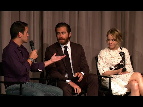 'Southpaw': Jake Gyllenhaal, Rachel McAdams, and Forest Whitaker Interview