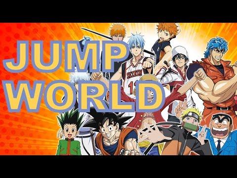 Jump World in Tokyo, Japan !