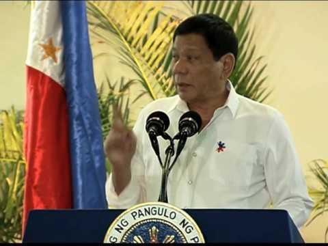 Duterte vows to abolish ERC