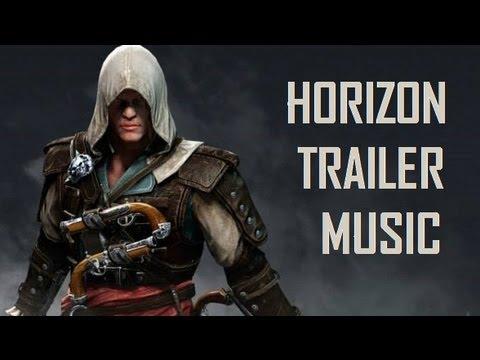Assassin's Creed 4 Black Flag - Horizon Trailer Music [Half Moon Run - Full Circle]