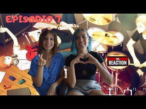 GIVEN-EPISODIO 7 / REACTION Ao-chan & Yumiko