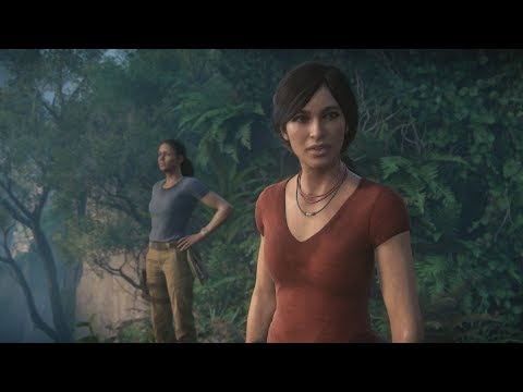 Uncharted The Lost Legacy Drake Returns?