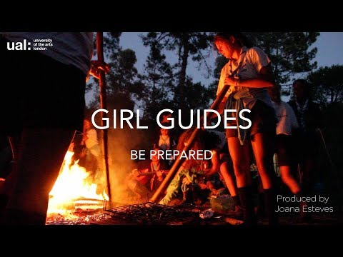 Girl Guides: Be Prepared