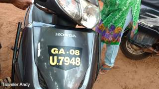 Bike Rent in Goa |  Checking before Bike / Scooter Rent in Goa | Rental 2-Wheeler Condition in Goa