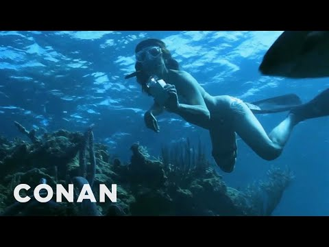 Kate Walsh Has Her Own Perfume - CONAN on TBS