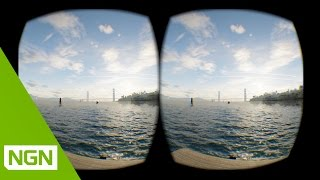 VR Tour of San Francisco Bay Area with Watch Dogs 2 and Ansel