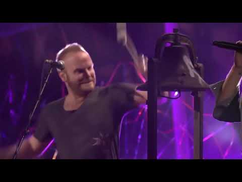 Coldplay - Viva La Vida (UNSTAGED)