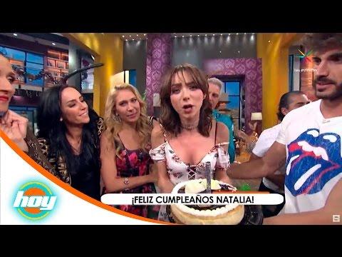 �Feliz cumplea�os Natalia T�llez! | Hoy