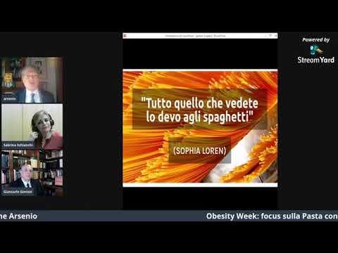 La pasta nella storia e nella alimentazione. Giancarlo Gonizzi e Leone Arsenio