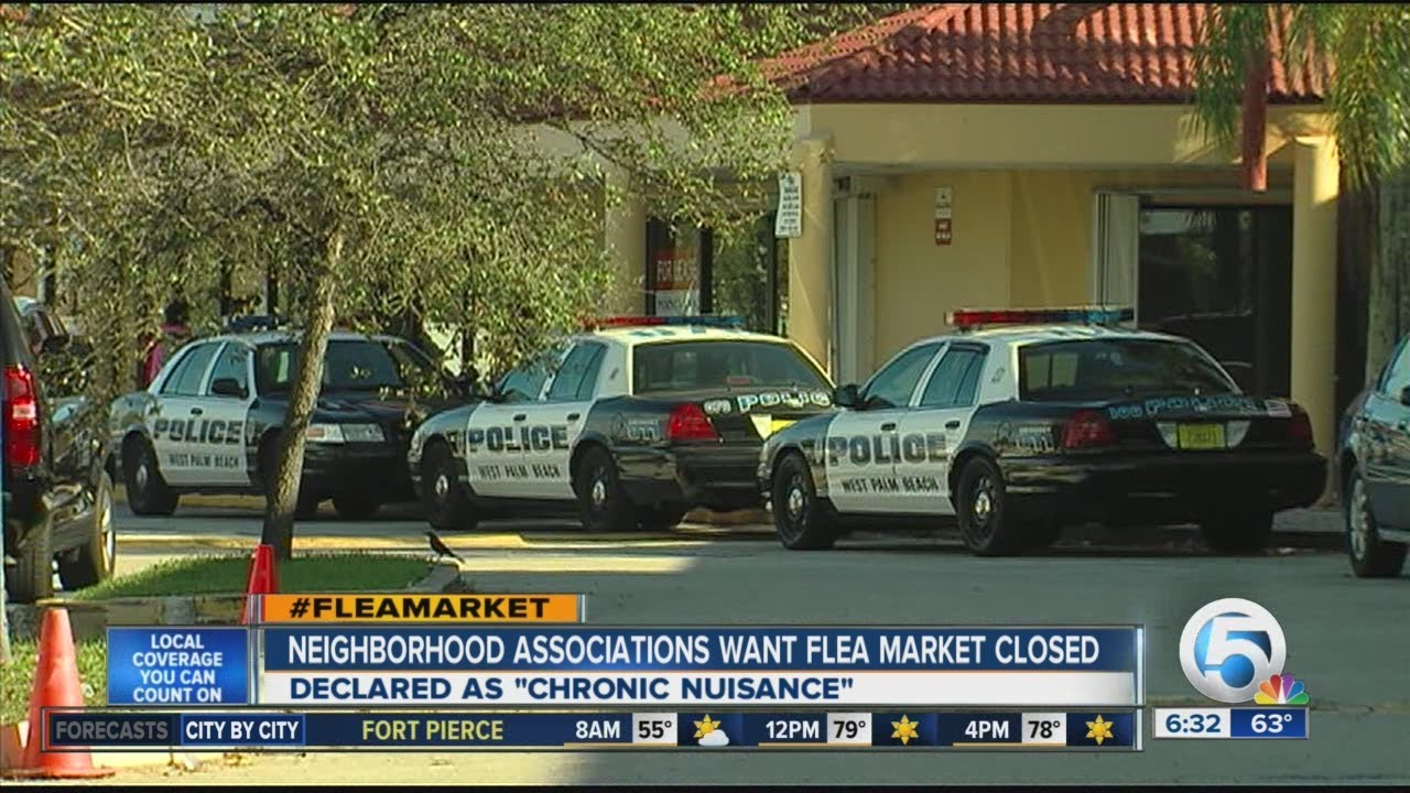 Mayor To Discuss Future Of 45th Street Flea Market